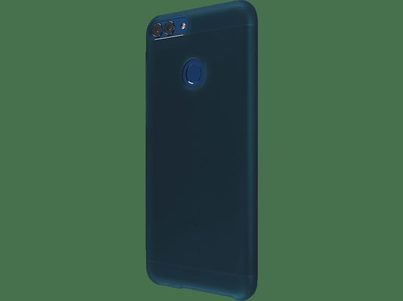 ARTWIZZ RubberClip , Backcover, Huawei, P Smart, Polycarbonat, SpaceBlue