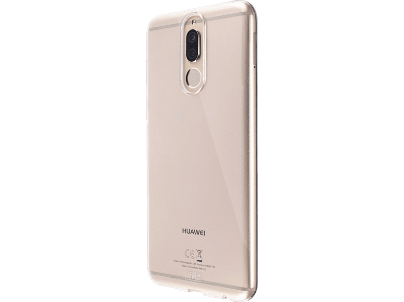 ARTWIZZ NoCase , Backcover, Huawei, Mate 10 Lite, Thermoplastisches Polyurethan, Transparent