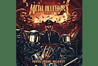 Metal Allegiance - Vol.2:Power Drunk Majesty [Vinyl]
