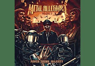 Metal Allegiance - Vol.2:Power Drunk Majesty  - (Vinyl)