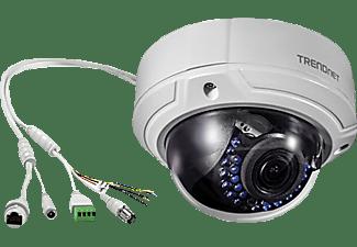 TRENDNET Kuppel-Netzwerkkamera Indoor / Outdoor , Überwachungskamera