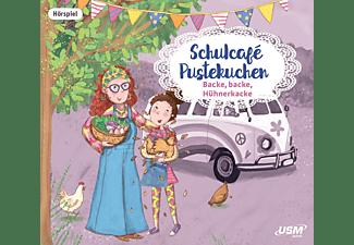 Schulcafé Pustekuchen - Schulcafé Pustekuchen: Backe Backe Hühnerkacke (2)  - (CD)