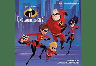 Various - Die Unglaublichen 2  - (CD)
