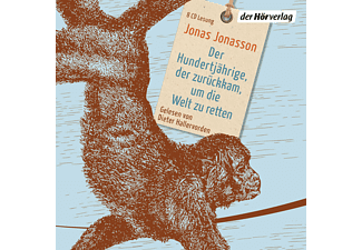 Jonas Jonasson - Der Hundertjährige, der zurückkam, um die Welt zu retten  - (CD)