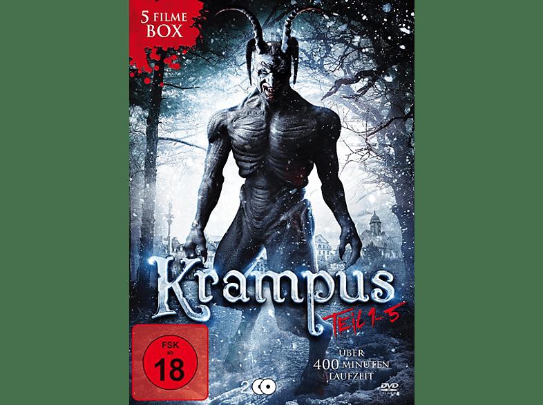 Krampus 1-5 [DVD]