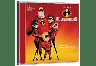 Various - Die Unglaublichen  - (CD)