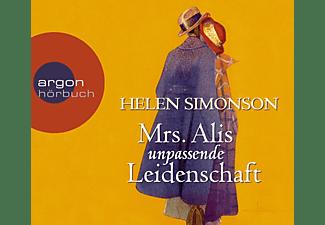 Helen Simonson - Mrs. Alis unpassende Leidenschaft  - (MP3-CD)