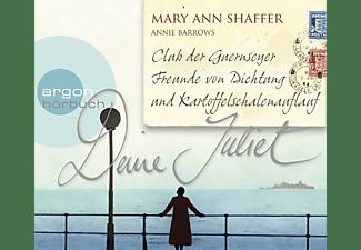 HELM LUISE - Deine Julie: Club der Guernseyer Freunde von Dichtung und Kartoffelschalenauflauf  - (MP3-CD)