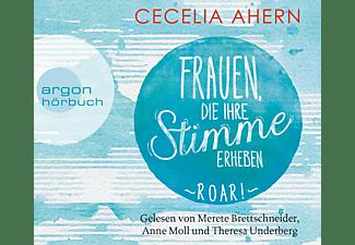 Cecelia Ahern - Frauen, die ihre Stimme erheben: Roar  - (CD)