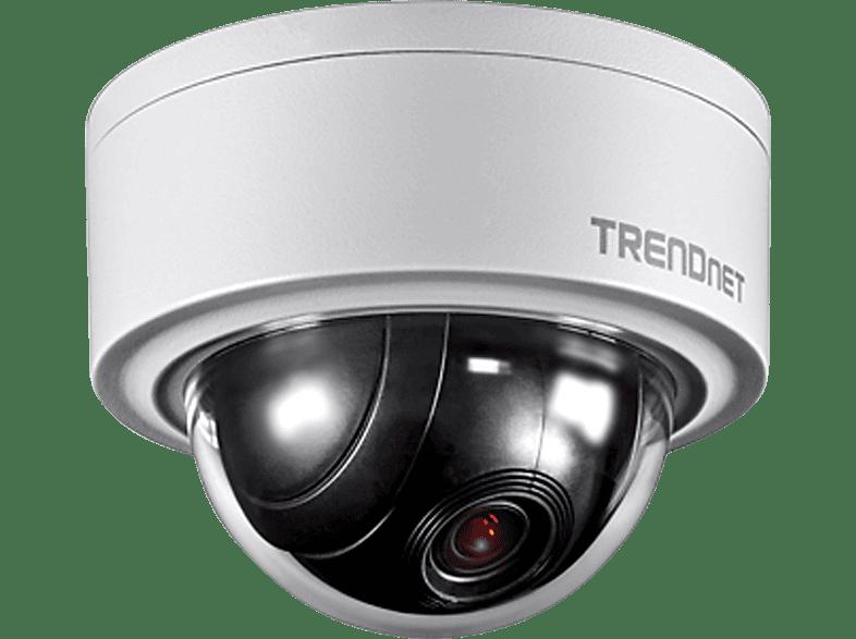 TRENDNET 3 MP Motorisierte PTZ Kuppelnetzwerkkamera