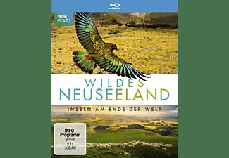 Wildes Neuseeland - Inseln am Ende der Welt Blu-ray