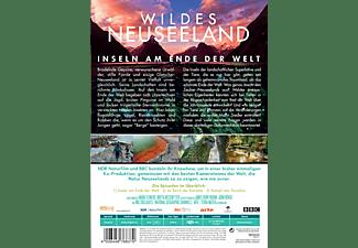 Wildes Neuseeland - Inseln am Ende der Welt DVD