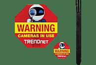 TRENDNET IPCAM Videoüberwachungsschild
