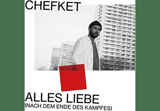Chefket - Alles Liebe (Nach dem Ende des Kampfes)  - (CD)