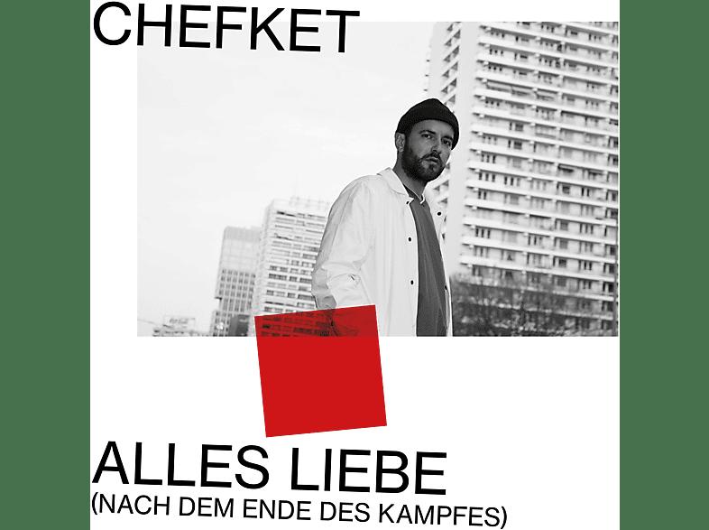 Chefket - Alles Liebe (Nach dem Ende des Kampfes) [CD]