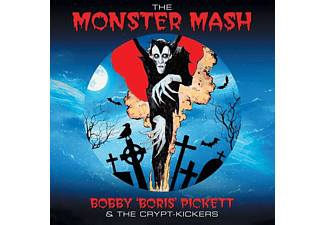 Bobby ' Boris '  Pickett And The Crypt - Kickers - Monster Mash-Picture Vinyl  - (Vinyl)