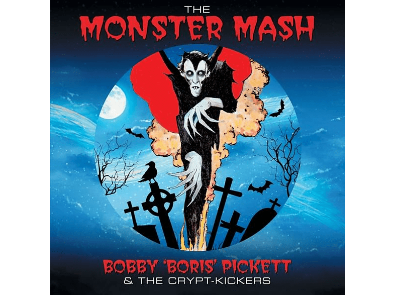 Bobby ' Boris '  Pickett And The Crypt - Kickers - Monster Mash-Picture Vinyl [Vinyl]