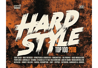 VARIOUS - Hardstyle Top 100-2018 - (CD)