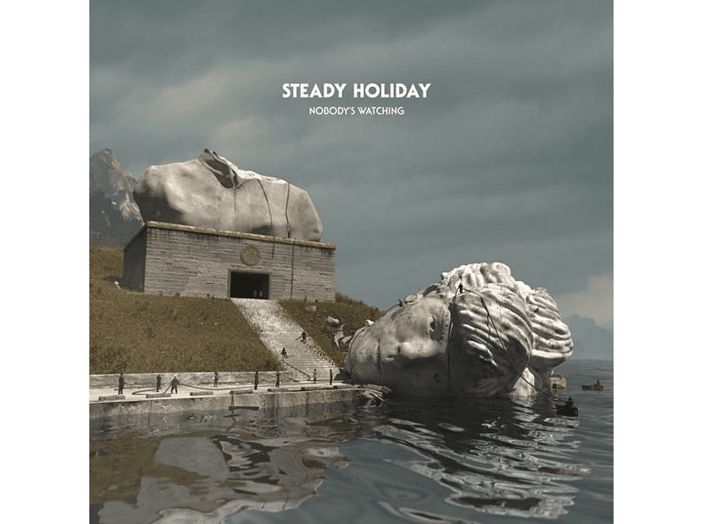 Steady Holiday - Nobody's Watching [CD]