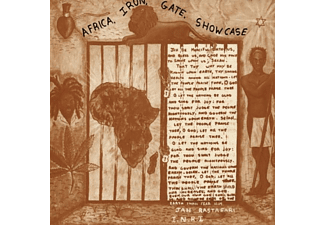 VARIOUS - Africa Iron Gate Showcase  - (Vinyl)