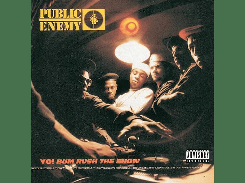 Public Enemy - Yo! Bum Rush The Show CD