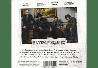 Ultraphonix - Original Human Music  - (CD)