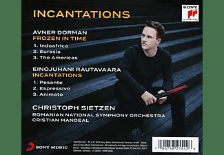 Christoph Sietzen - Incantations  - (CD)
