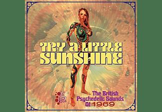 VARIOUS - Try A Little Sunshine  - (CD)
