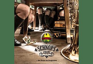 Schnopsidee - Der Name ist Programm  - (CD)