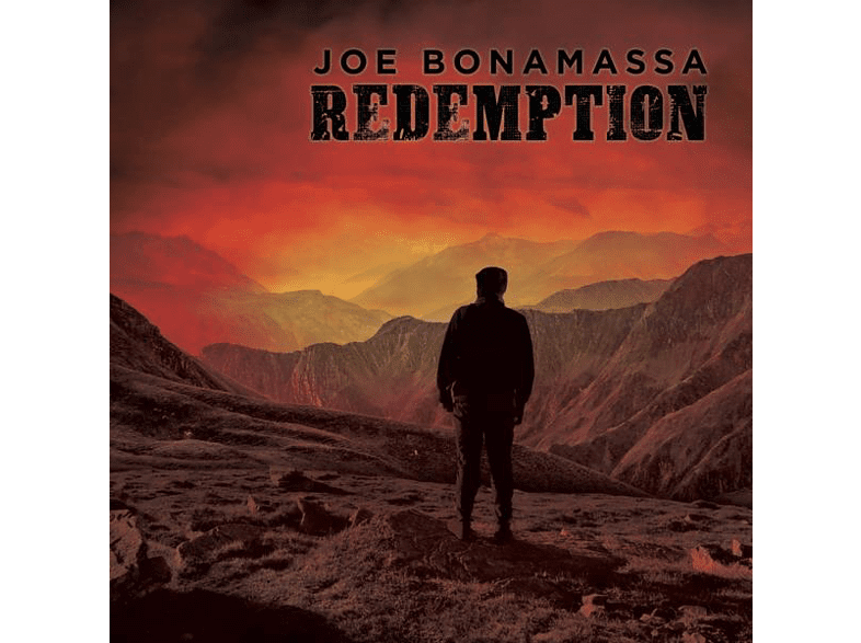 Joe Bonamassa - Redemption (Deluxe Hardcover Digibook Edition) [CD]
