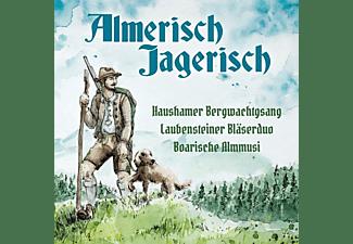 Haushamer Bergwachtgsang - Almerisch-Jagerisch  - (CD)