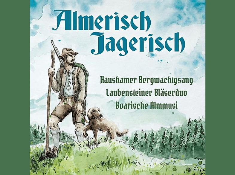 Haushamer Bergwachtgsang - Almerisch-Jagerisch [CD]