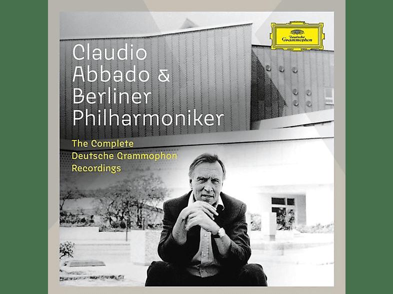 Claudio Abbado, Berliner Philarmoniker - Complete Recordings On Deutsche Grammophon [CD]
