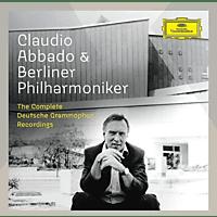 Claudio Abbado, Berliner Philarmoniker - Complete Recordings On Deutsche Grammophon - [CD]