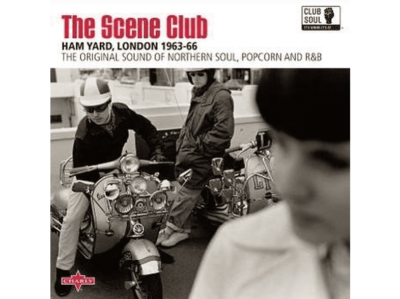 VARIOUS - Club Soul-The Scene Club [Vinyl]