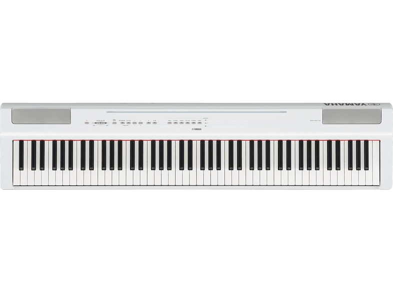 YAMAHA P-125WH Digital Piano