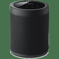 YAMAHA Streaming Lautsprecher MusicCast 20 kompatibel mit Alexa Sprachsteuerung, schwarz