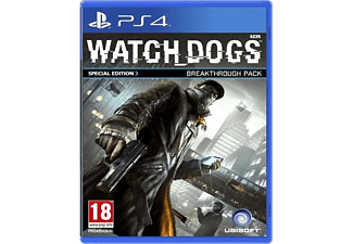 UBISOFT Watch Dogs PS4 Oyun