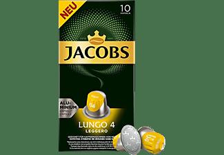 JACOBS KAFFEE KAPSELN LUNGO 4 LEGGERO 52G 10P 4028754 Kaffeekapseln