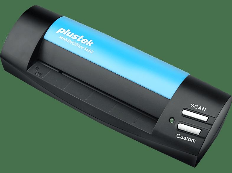 Plustek Mobileoffice S602 Visitenkartenscanner