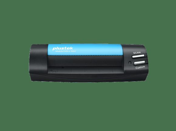 Plustek Mobileoffice S602 Visitenkartenscanner In Schwarz