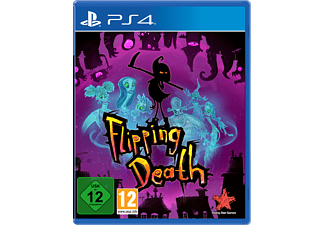 Flipping Death - [PlayStation 4]