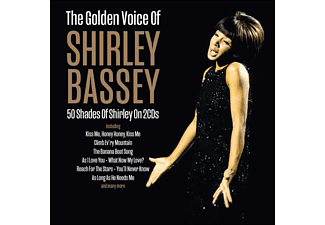 Shirley Bassey - The Golden Voice Of (CD)
