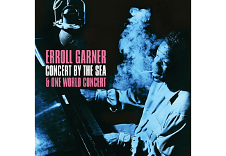 Erroll Garner - Concert By The Sea & One World Concert (CD)