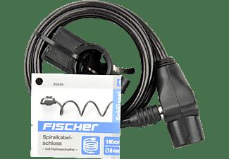 FISCHER FISCHER 85849 Spiralschloss Spiralschloss (Schwarz)