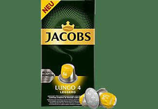 JACOBS Kaffee KAPSELN LUNGO 4 LEGGERO 104G 20P 4028755 Kaffeekapseln