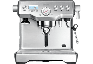 SAGE SES920BSS4EEU1 the Dual Boiler Espressomaschine Silber