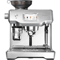 SAGE SES990BSS4EEU1 the Oracle Touch Espressomaschine Silber