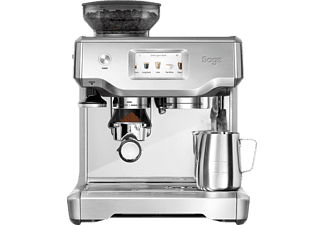 SAGE SES880BSS4EEU1 the Barista Touch Espressomaschine Edelstahl