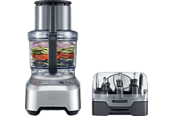 SAGE SFP800BAL2EEU1 The Kitchen Wizz Pro Kompaktküchenmaschine Silber 2000 Watt